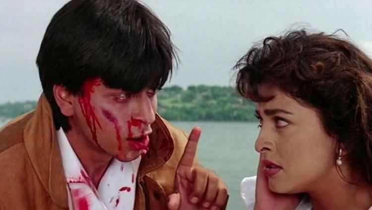 Darr PHOTOS Fan Baazigar Don Darr SRK39s memorable negative roles