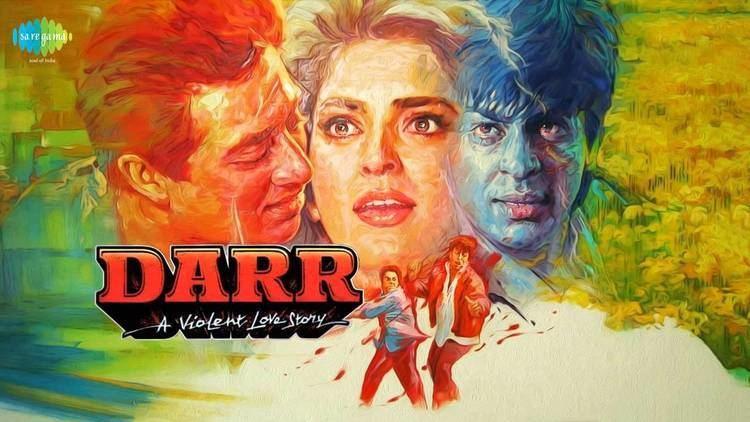 Darr Jaadu Teri Nazar Udit Narayan Shahrukh Khan Darr 1993 YouTube