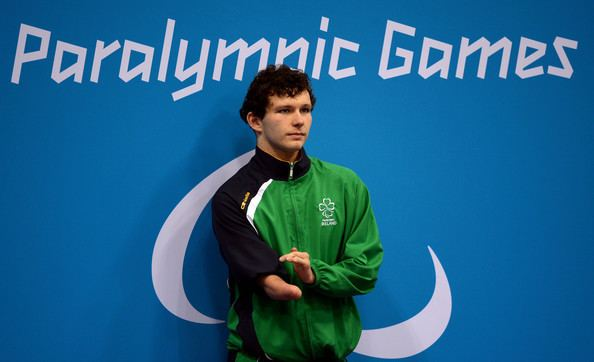 Darragh McDonald Darragh McDonald Pictures 2012 London Paralympics Day