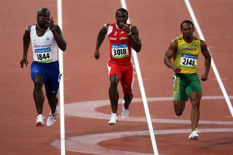 Darrel Brown Darrel Brown Photos Olympics Day 7 Athletics Zimbio