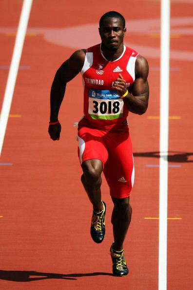 Darrel Brown Darrel Brown Pictures Olympics Day 7 Athletics Zimbio
