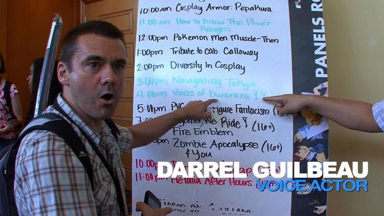 Darrel Guilbeau Interview with Voice Actor Darrel Guilbeau Retrenders