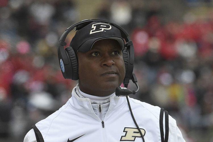 Darrell Hazell Darrell Hazell fired as Purdues head football coach SBNationcom