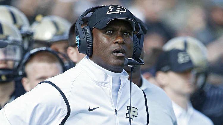 Darrell Hazell Purdue fires football coach Darrell Hazell NCAA Football