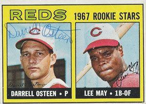 Darrell Osteen Darrell Osteen Baseball Stats by Baseball Almanac