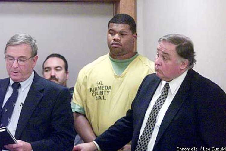 Darrell Russell (American football) Rape is on videotape Alameda cops say Raiders player others face