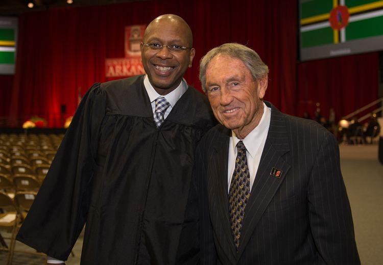 Darrell Walker Darrell Walker Graduates 33 Years After Enrolling
