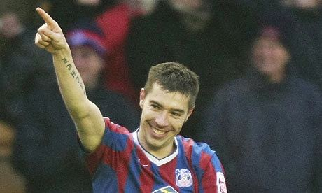 Darren Ambrose On song Crystal Palace39s Darren Ambrose Football The