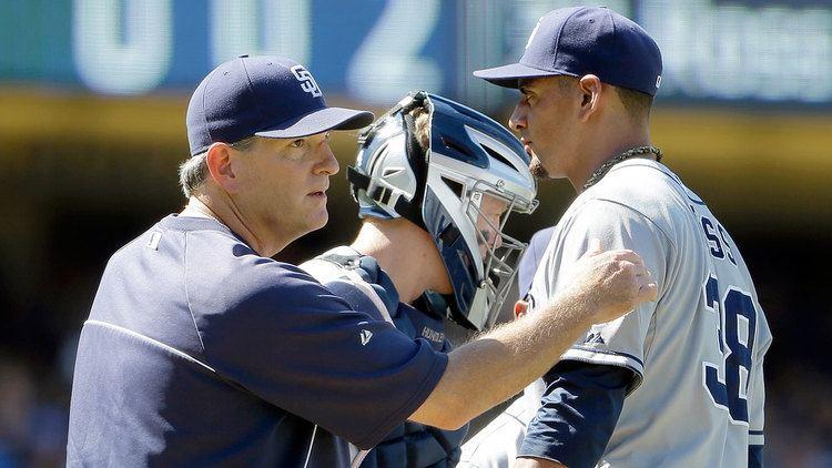 Darren Balsley Darren Balsley brings out best in San Diego Padres
