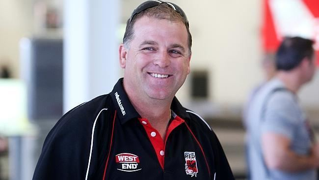 Darren Berry Twomonth break is good and bad for topplaced Redbacks