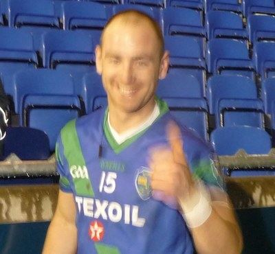 Darren Clarke (Gaelic footballer) Darren Clarke nice guy great player St Sylvesters GAA