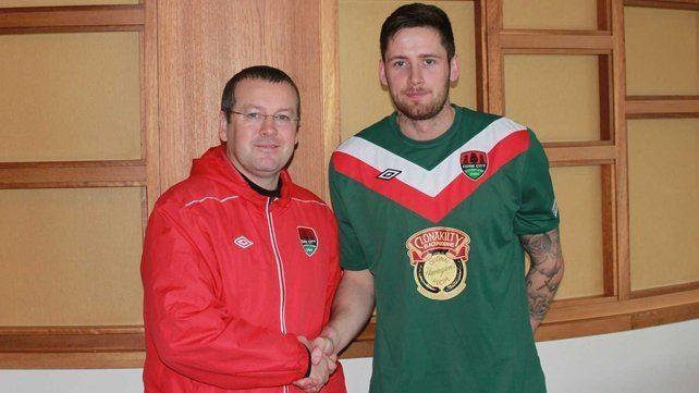 Darren Dennehy Darren Dennehy signs for Cork City RT Sport
