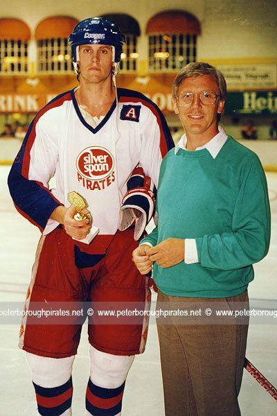 Darren Durdle 19901991 Darren Durdle Peterborough Pirates 19822002