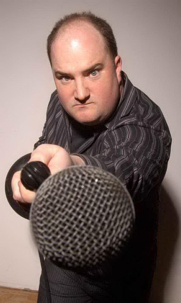 Darren Frost Toronto comedians talk heckling Lisa Mayor