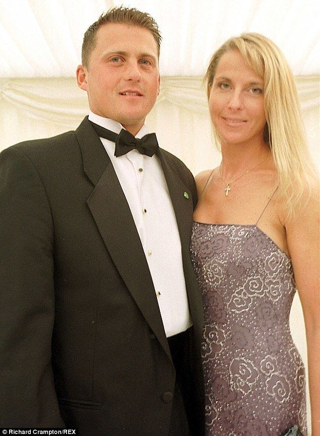 Darren Gough (Cricketer) family