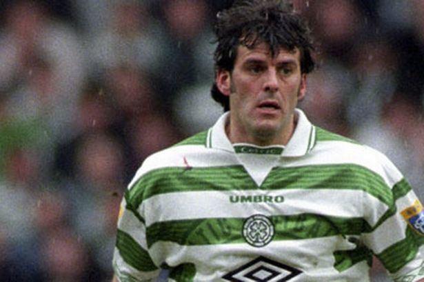 Darren Jackson Former Celtic striker Darren Jackson vows to rebuild