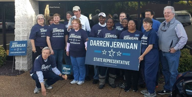 Darren Jernigan Volunteer for State Representative Darren Jernigan Tennessee House