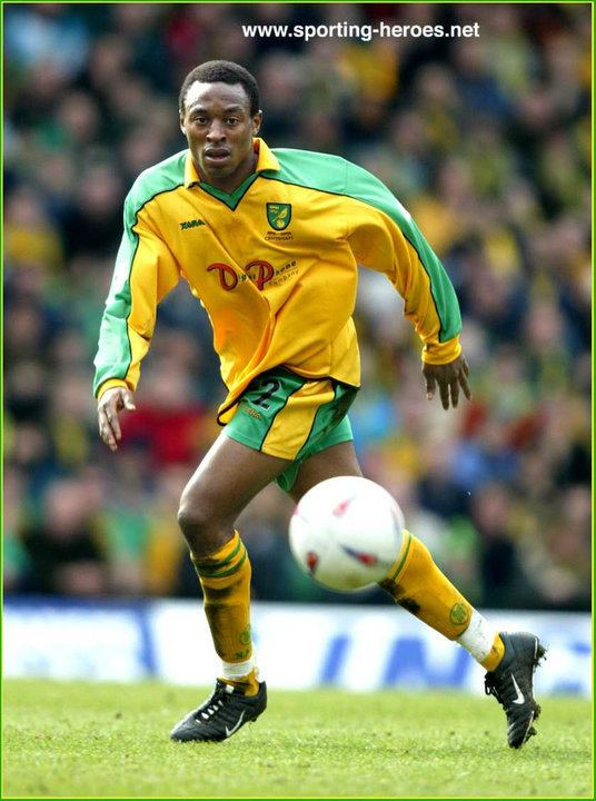 Darren Kenton Darren KENTON League appearances Norwich City FC