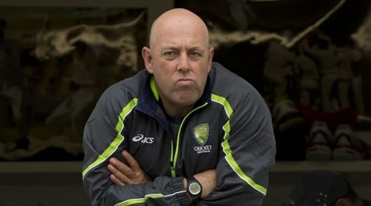 Australia coach Darren Lehmann taken to hospital with thrombosis