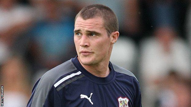 Darren Murphy BBC Sport Aldershot Town take Stevenage39s Darren Murphy