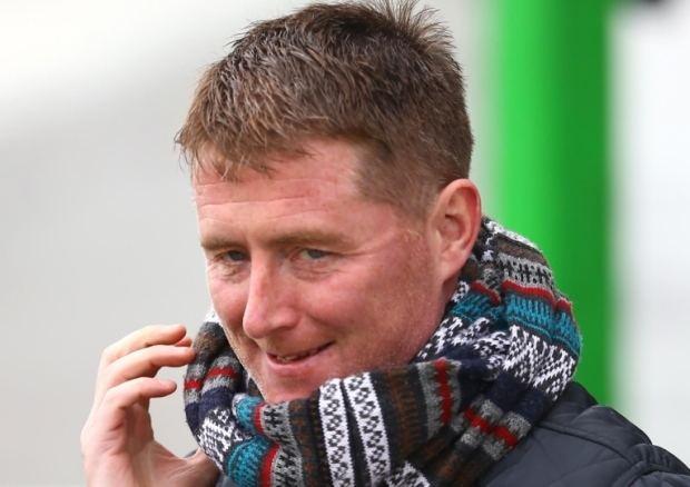 Darren Murphy Dungannon Swifts boss Darren Murphy ready for 39defining