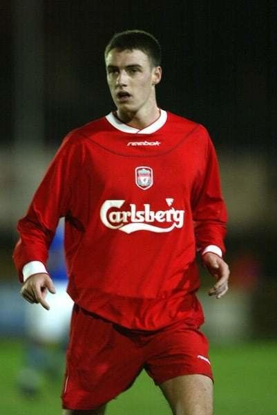 Darren Potter Where Are They Now Darren Potter This Is Anfield