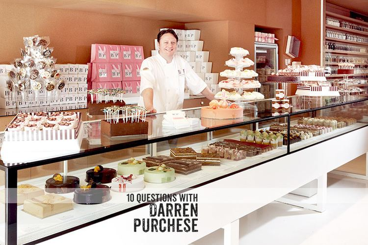 Darren Purchese 10 Questions With Darren Purchese And Win A Sweet Studio