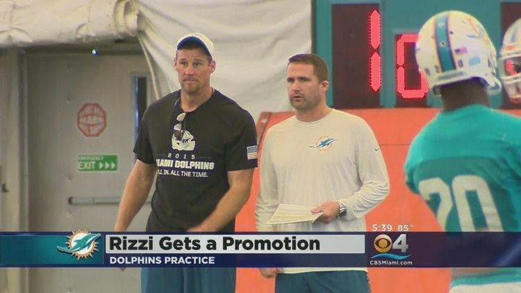 Darren Rizzi Miami Dolphins Promote Darren Rizzi To Assistant Head Coach YouTube