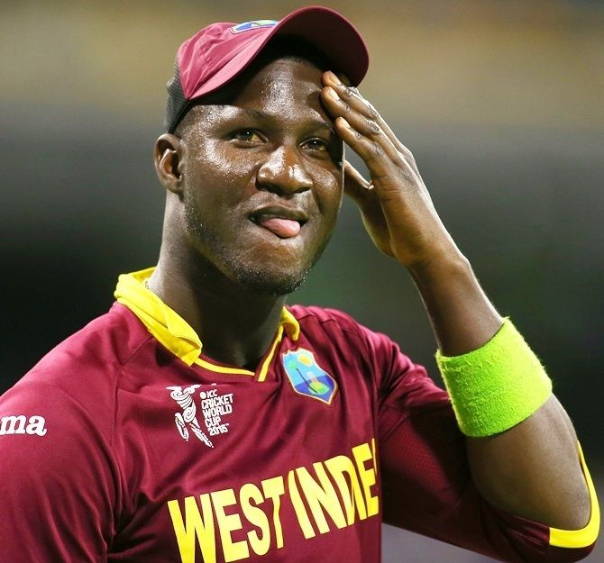Windies T20 row Lets settle this says captain Sammy Rediffcom