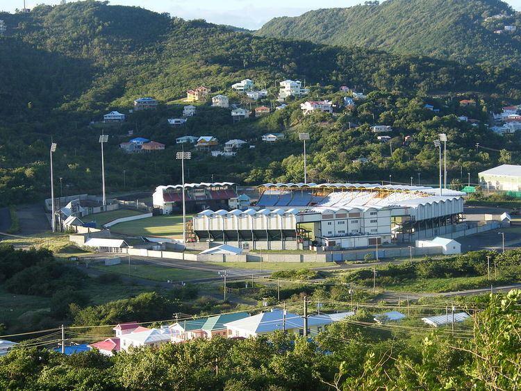 Darren Sammy National Cricket Stadium