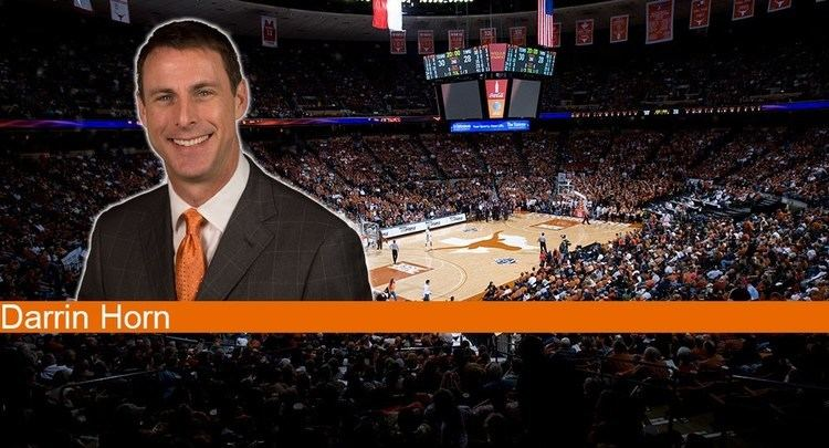 Darrin Horn The Official Website of the University of Texas Athletics