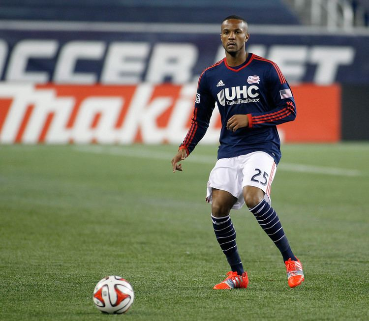 Darrius Barnes Utility man Barnes boosting Revolutions defense SBI Soccer