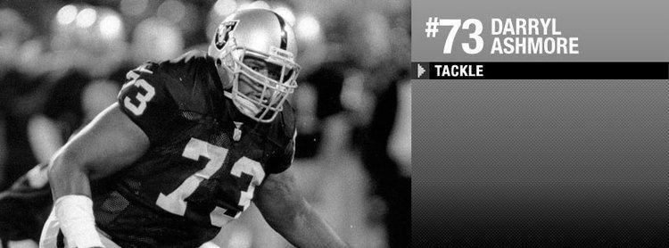 Darryl Ashmore Oakland Raiders Darryl Ashmore