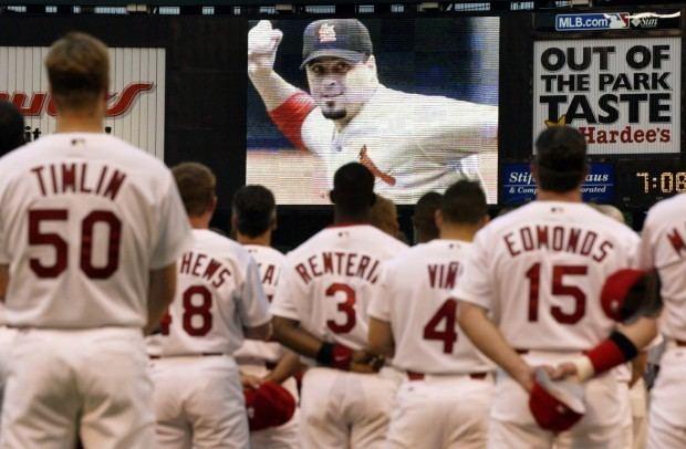 Darryl Kile Bernie Out of tragedy Cardinals found inspiration Sports