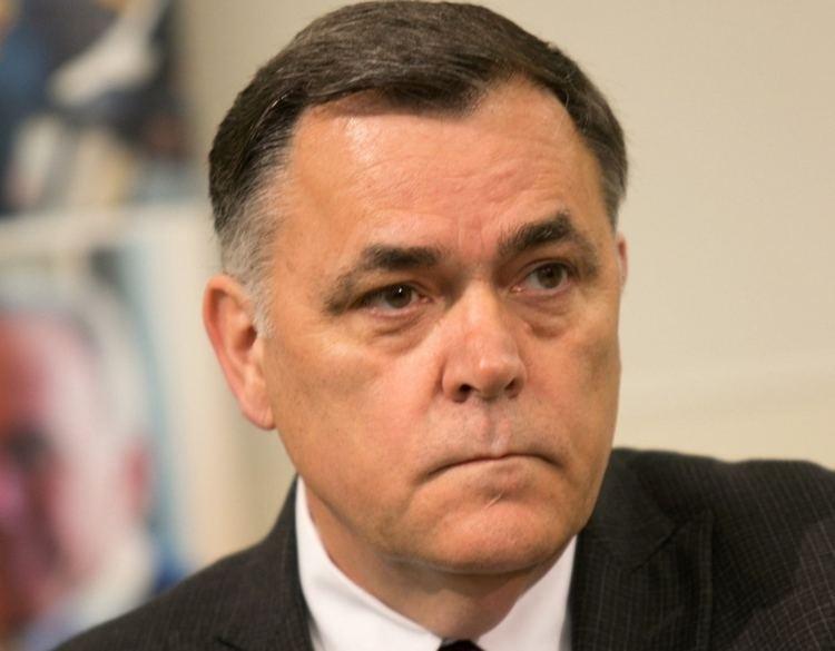 Darryl Plecas MLA Darryl Plecas shocks Liberals by taking job as Speaker