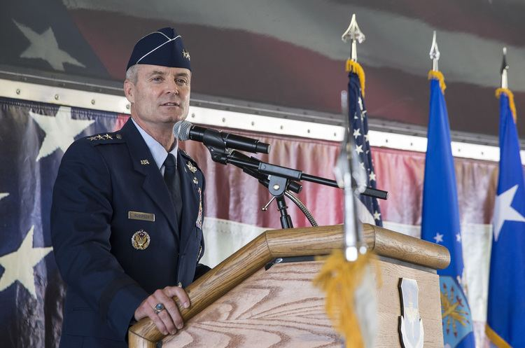 Darryl Roberson Lt Gen Roberson takes command of AETC US Air Force Article