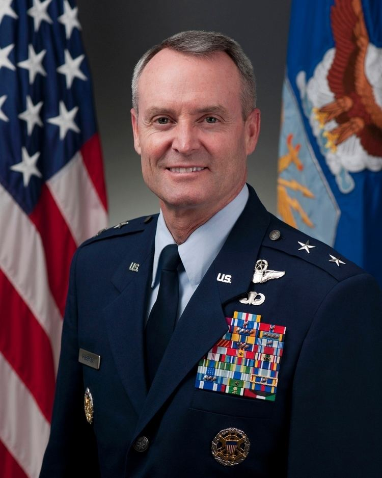 Darryl Roberson Roberson nominated to take command of 3rd Air Force at Ramstein