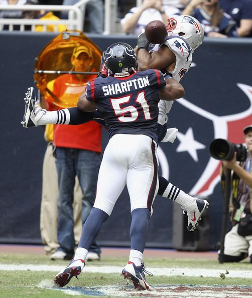 Darryl Sharpton Darryl Sharpton Photos New England Patriots v Houston