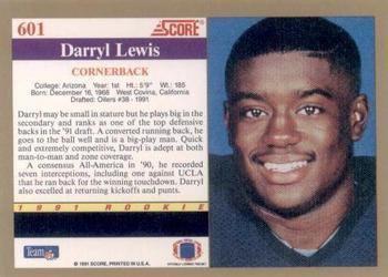 Darryll Lewis The Trading Card Database Darryll Lewis Gallery