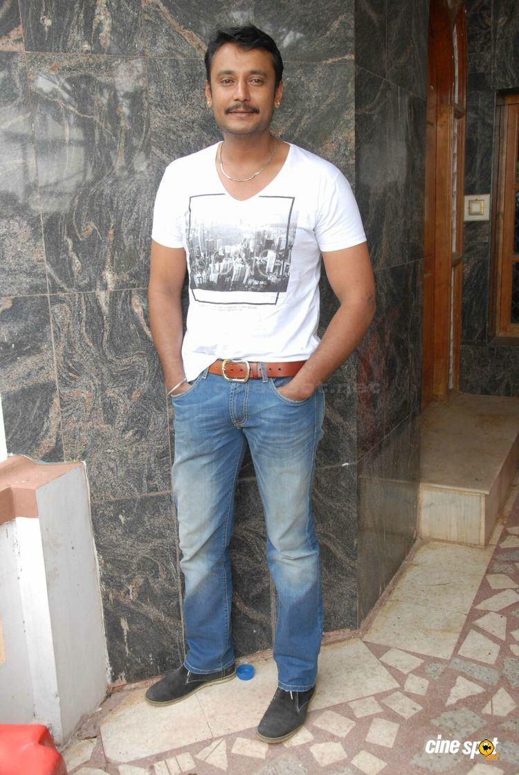 Darshan (actor) DarshanatBrundhavanaFilmPressmeet6JPG