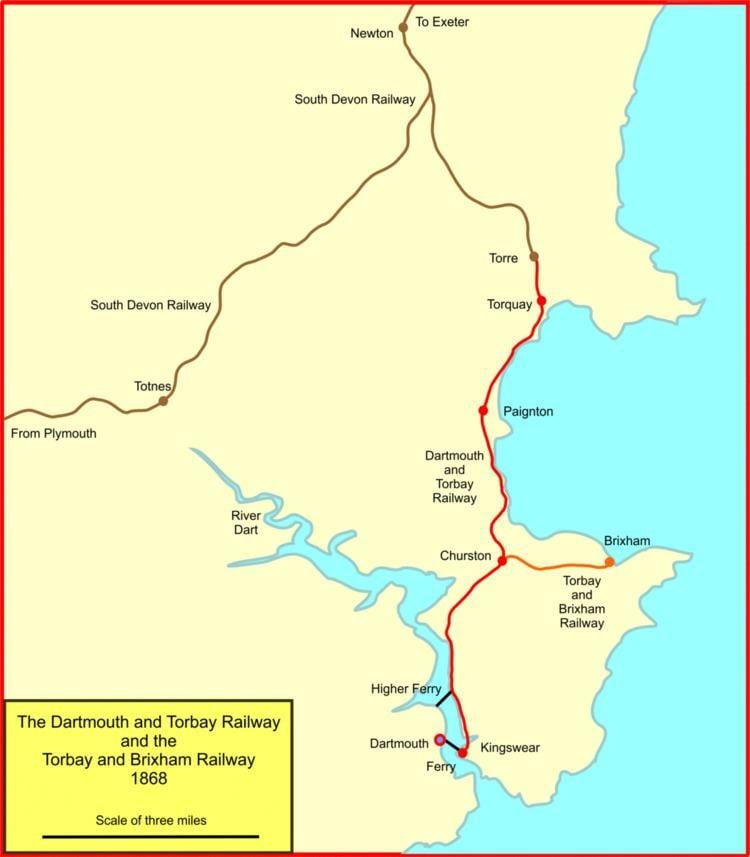 Dartmouth and Torbay Railway