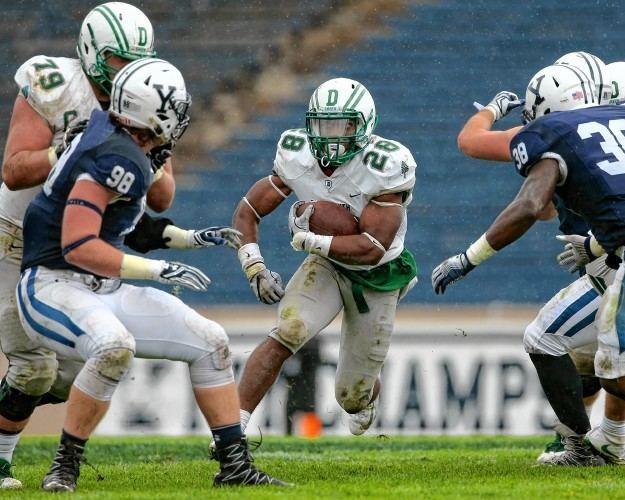 Dartmouth Big Green football Big Green Fights Injury Bug