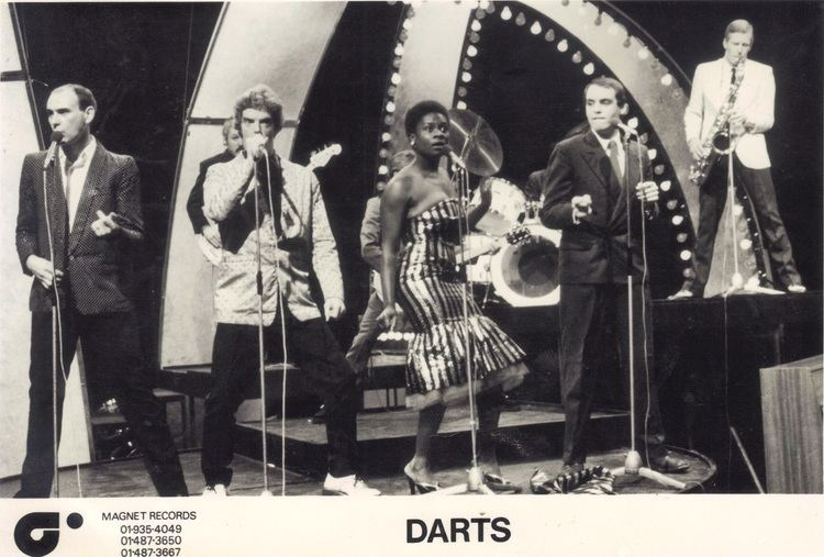 Darts (band) Darts Drumfire Records