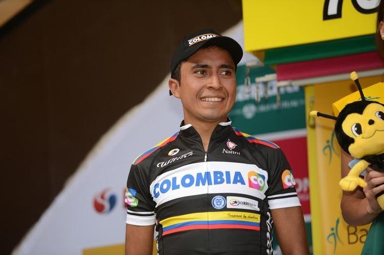 Darwin Atapuma 2 Darwin Atapuma Team Colombia to BMC Racing Top five