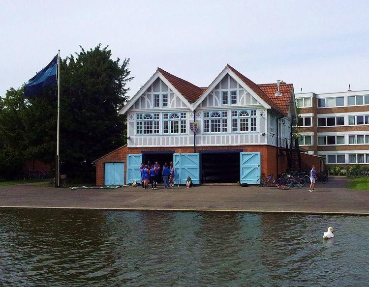 Darwin College Boat Club