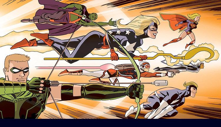 Darwyn Cooke Darwyn Cooke Draws 23 DC Comics Variant Covers In December
