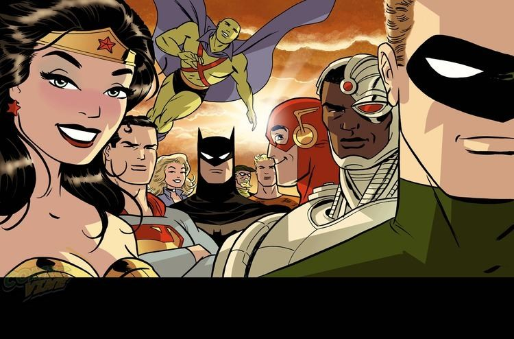 Darwyn Cooke DC Comics December 2014 Theme Month Variant Covers