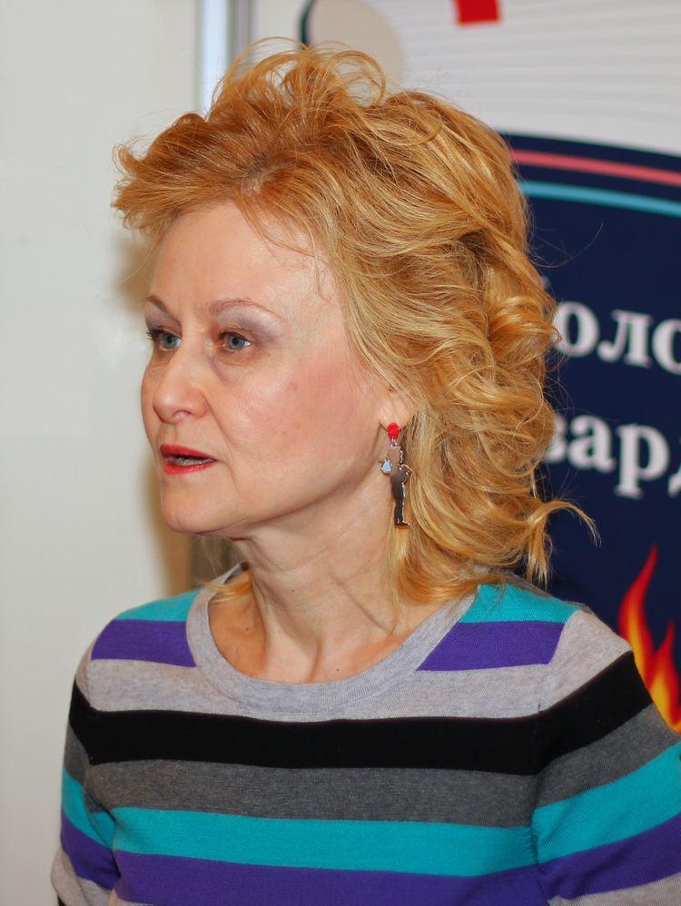 Darya Dontsova FileDaria Dontsova MOW 032011 02jpg Wikimedia Commons