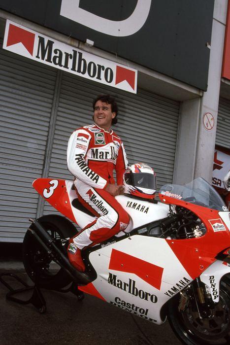 Daryl Beattie Daryl Beattie Motorcycle Race YAMAHA MOTOR CO LTD