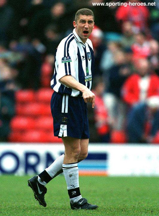 Daryl Burgess Daryl BURGESS League Appearances West Bromwich Albion FC
